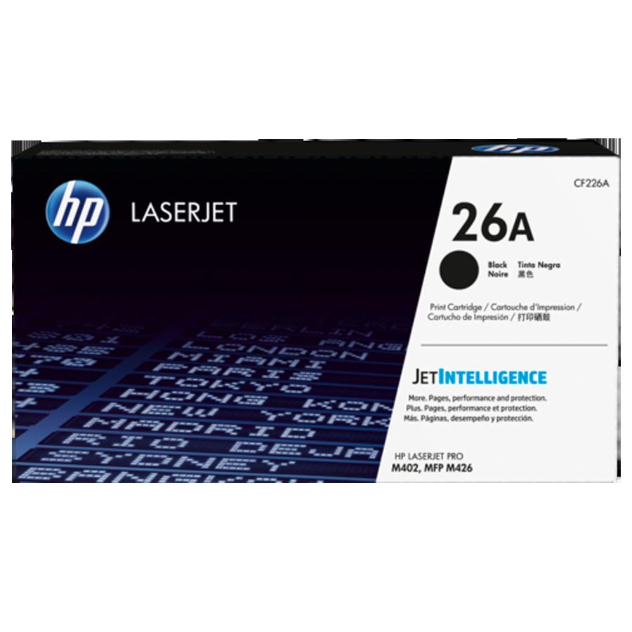 Mực in laser HP chính hãng