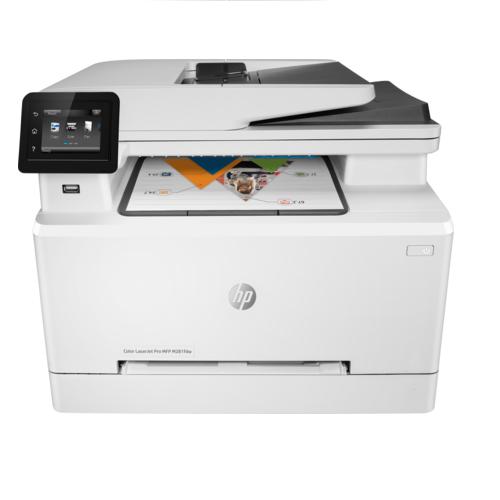 Máy in HP Laser màu