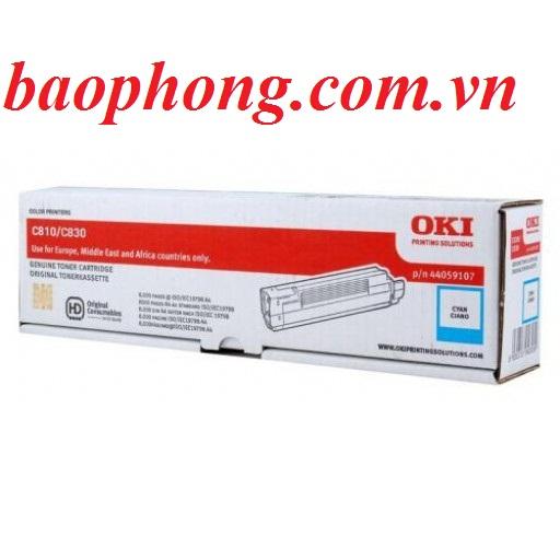 Mực In Laser Màu Oki C810 Cyan dùng cho máy in OKI C810, C810cdtn, C810dn, C830, C830cdtn, C830dn