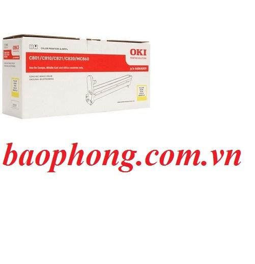 Mực In Laser Màu Oki C810 Yellow dùng cho máy in OKI C810, C810cdtn, C810dn, C830, C830cdtn, C830dn