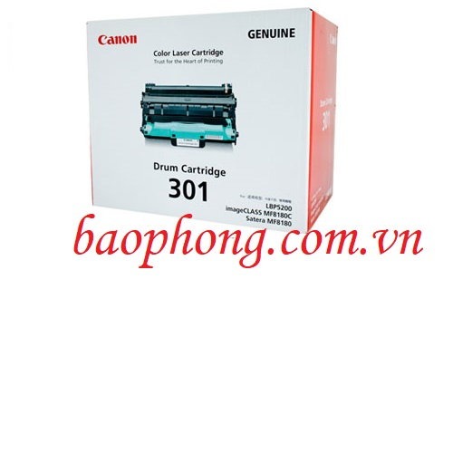 Cụm trống Canon 301 dùng cho máy in Canon LBP 5200/MF8170C