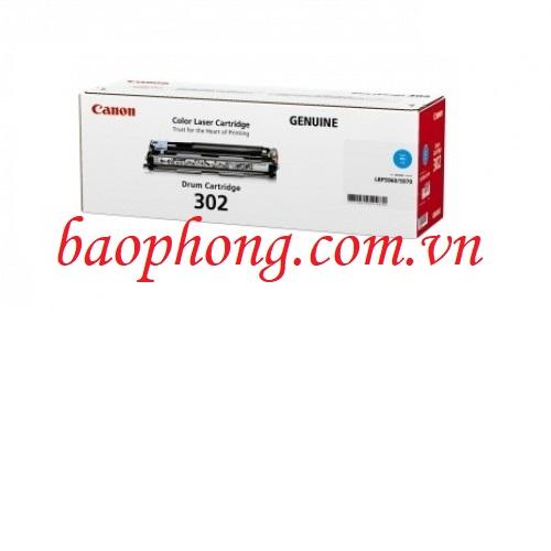 Cụm trống Canon 302 Cyan dùng cho máy in Canon LBP 5900/5910/5960