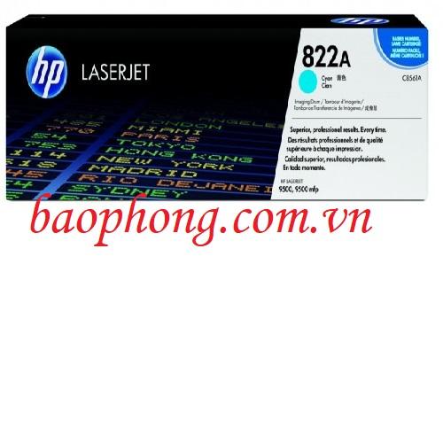 Cụm trống HP 822A Cyan (C8561A) dùng cho máy in HP 9500