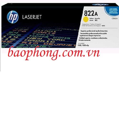 Cụm trống HP 822A Yellow (C8562A) dùng cho máy in HP 9500