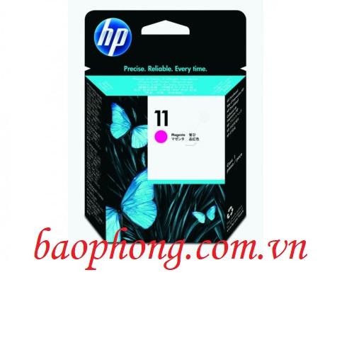 Đầu in HP 11 Magenta dùng cho máy in HP 500/510/800/815/9130 (C4812A)
