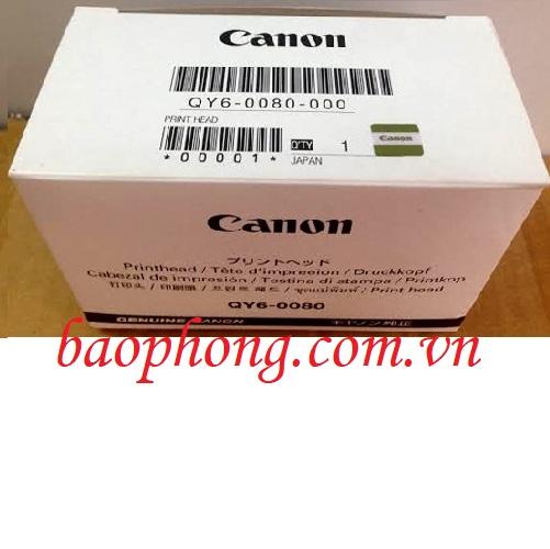 Đầu in Canon QY6-0080 dùng cho máy in Canon IX6560