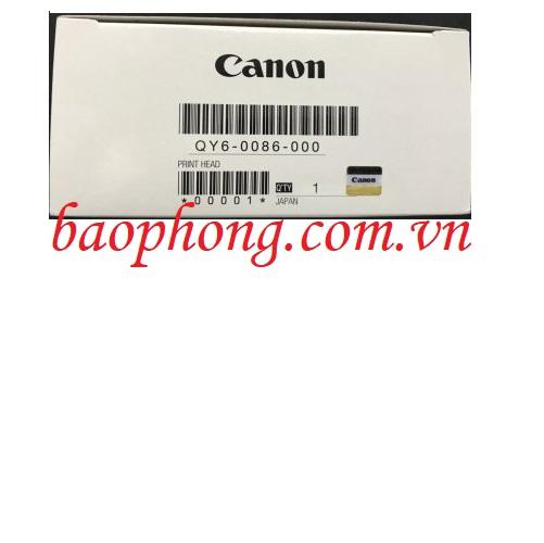 Đầu in Canon QY6-0086 dùng cho máy in Canon IX6770/6870/6820/6860