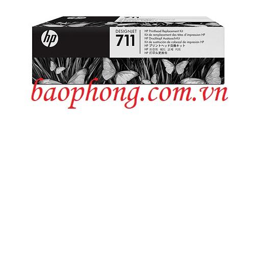 Đầu in HP 711 dùng cho máy in HP T120/520 (C1Q10A)