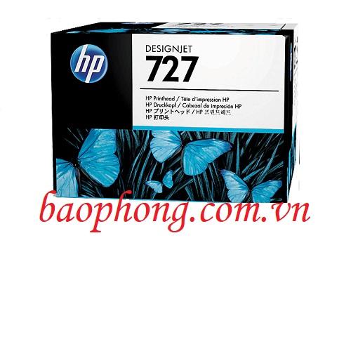 Đầu in HP 727 (B3P06A) dùng cho máy in khổ lớn HP T1500/3500/920