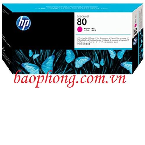 Đầu in HP No 80 Magenta (C4822A) dùng cho máy in HP 1050C/1055CM