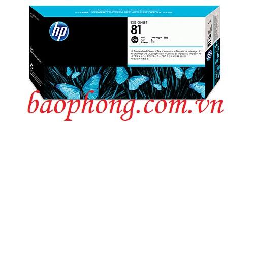 Đầu in HP No 81 Black (C4950A) dùng cho máy in HP 5500