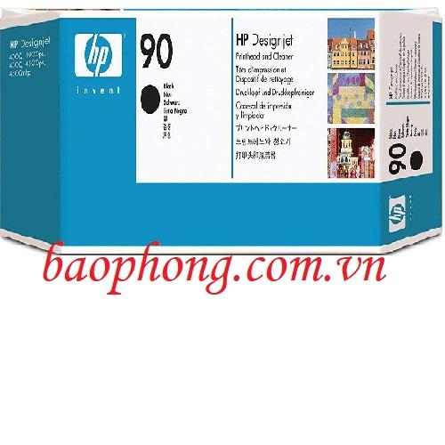 Đầu in HP 90 Black dùng cho máy in HP DesignJet 4000
