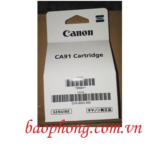 Đầu in màu đen máy in Canon G1000/G2000/G3000/G1010