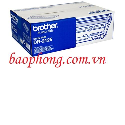 Cụm trống Brother DR-2125 dùng cho máy in HL-2140/2150N/2170W/ DCP-7030/7040