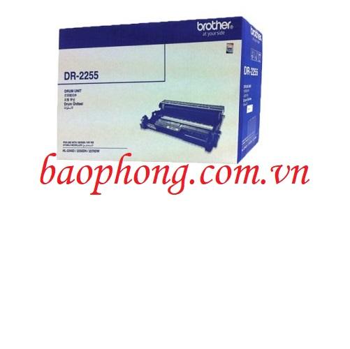 Cụm trống Brother DR-2255 dùng cho máy in HL-2130/2240D/2250DN/DCP-7055/7060/MFC-7360/7470D