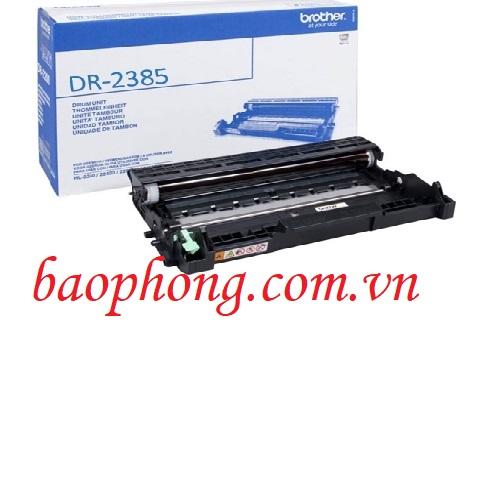 Cụm trống Brother DR-2385 dùng cho máy in HL-2366DW/2361DN/ MFC-2701DW/2701D