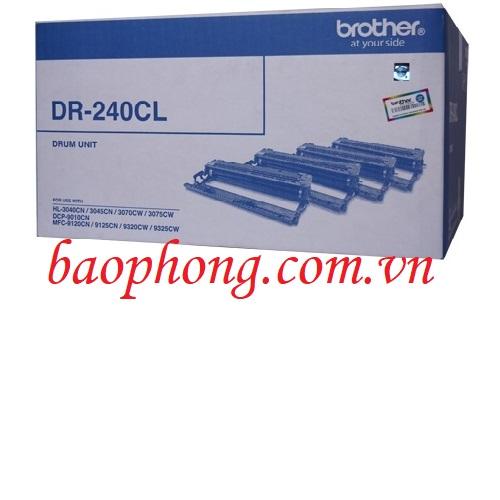 Cụm trống Brother DR-240CL dùng cho máy in MFC-9120CN/9320CW/DCP-9010CN