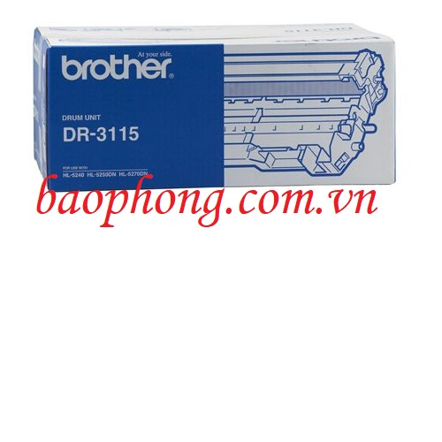 Cụm trống Brother DR-3115 dùng cho máy in DCP-8060/8065DN/MFC-8460N/8860DN