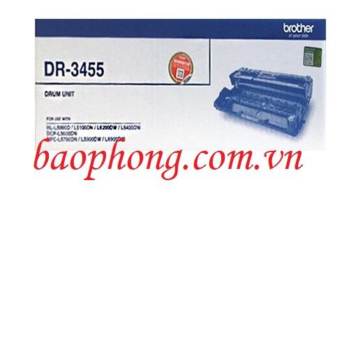 Cụm trống Brother DR-3455 dùng cho máy in HL-5100DN/6400DW/MFC-L5700DN/5900DW