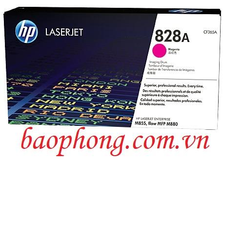 Cụm trống HP 828A Magenta (CF365A) dùng cho máy in HP M855DN/880Z/855XH