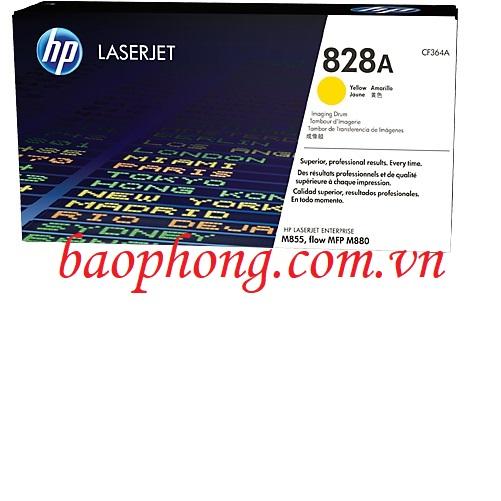 Cụm trống HP 828A Yellow (CF364A) dùng cho máy in HP M855DN/880Z/855XH