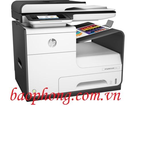 Máy in phun màu đa chức năng HP 477DW (Print, copy, scan, fax)