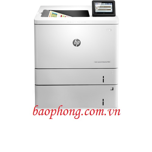 Máy in laser HP Enterprise M608X