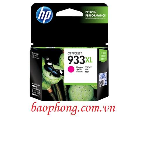 Mực in màu HP-933XL Magenta (CN055AA) dùng cho máy in HP 6100/6600/6700/7110/7610