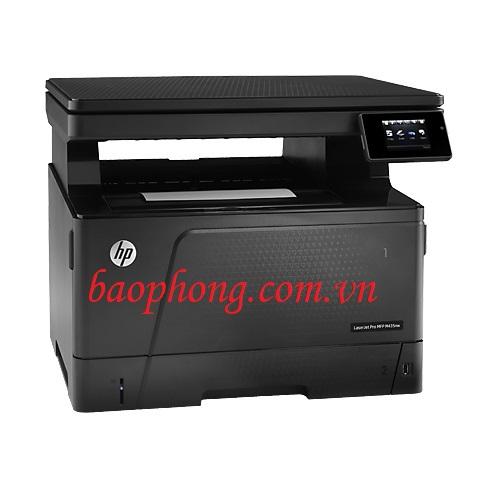 Máy in laser A3 đa chức năng HP Pro M435NW (print, scan, copy, wifi, LAN)