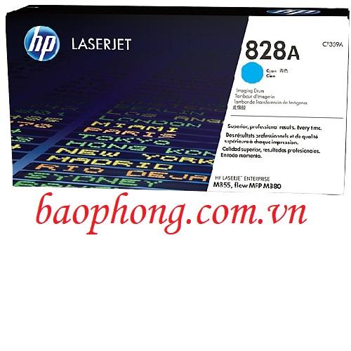 Cụm trống HP 828A Cyan (CF359A) dùng cho máy in HP M855DN/880Z/855XH