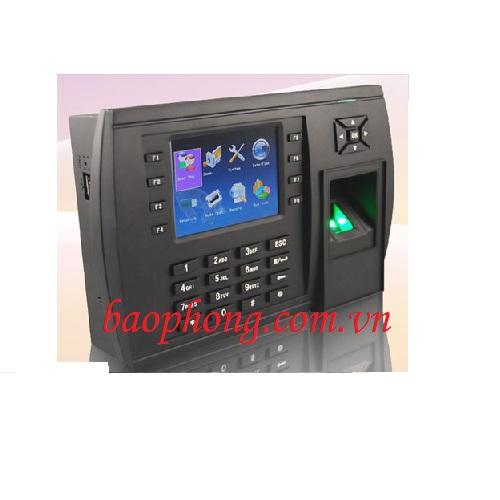 Máy chấm công vân tay + thẻ cảm ứng Ronald Jack TFT-500