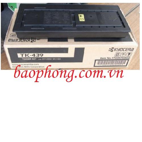 Mực TK-439 dùng cho máy Photocopy Kyocera 180/181/220/221
