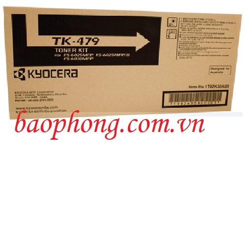 Mực TK-479 dùng cho máy Photocopy Kyocera 6525/6530/6020/6025/6030