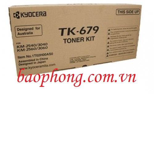Mực TK-679 dùng cho máy Photocopy Kyocera 2540/2560/3040/3060/300i