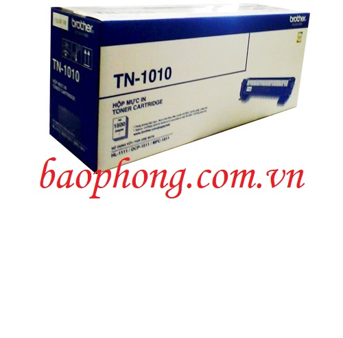 Mực in Brother TN-1010 dùng cho máy in HL-1111/1201/1211/DCP-1511/1601/1616NW