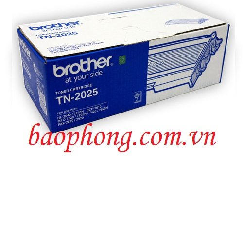 Mực in Brother TN-2025 dùng cho máy in HL-20XX/DCP-7010/MFC-7220