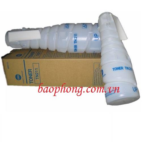Hộp mực TN-211 dùng cho máy Photocopy Konica minotal Bizhub 200/250/282