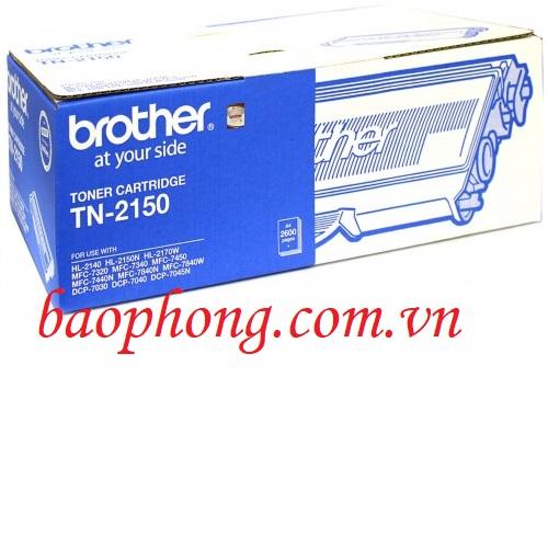 Mực in Brother TN-2150 dùng cho máy HL-2140/2150N/2170W/DCP-7030