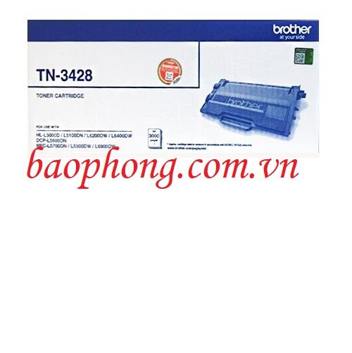 Mực in Brother TN-3428 dùng cho máy in HL-5100DN/MFC-L5700DN