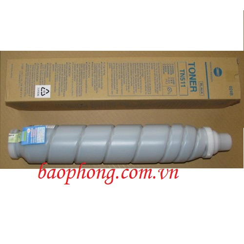 Hộp mực TN-511 dùng cho máy Photocopy Konica minotal Bizhub 361/501