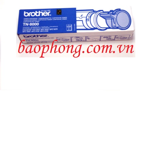 Mực in Brother TN-8000 dùng cho máy in Fax-2850/MFC-4800/9160/9180