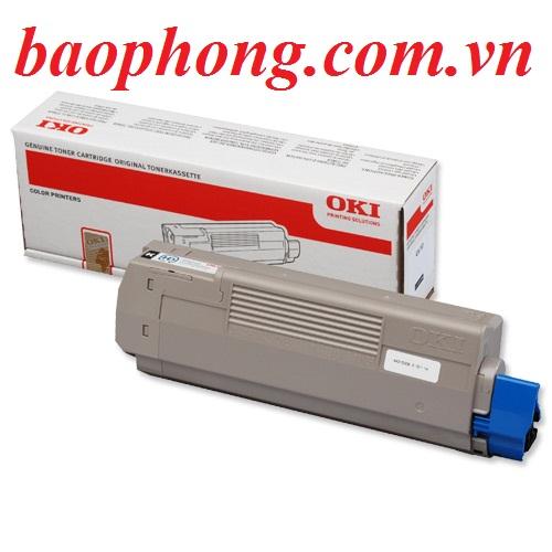 Mực In Laser Màu Oki C711 Black dùng cho máy Oki C711n / C711DCM/ C710