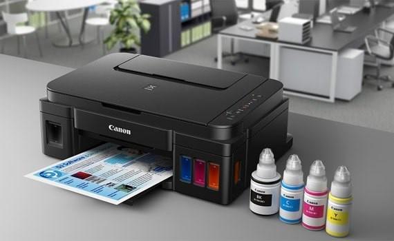 Máy in Canon Đa chức năng Pixma G3000