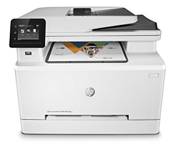 Máy in Laser màu đa chức năng HP M281FDW (In 2 mặt, wifi, Scan, copy, fax)