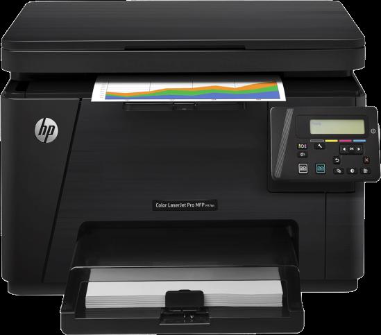 Máy in HP Laser màu Đa chức năng MFP M176n