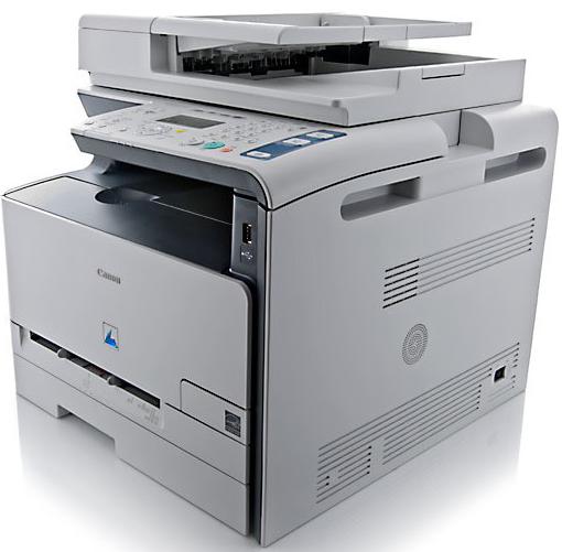 Máy in Laser Đa chức năng CANON image CLASS MF 8080cw (in, scan, photo, fax,nạp bản gốc tự động)