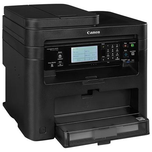 Máy in Đa chức năng Laser CANON MF247DW - wifi (in 2 mặt tự động, quét ảnh, photo, copy, fax)