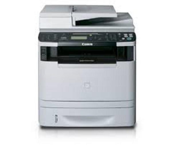 Máy in Laser Đa chức năng Canon MF6180DW (in A4 không dây, tự động đảo mặt, quét ảnh, copy, fax)