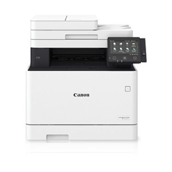 Máy in Laser màu Đa chức năng Canon MF 735Cx (In đảo mặt, scan, Copy, Fax, Network, Wifi)