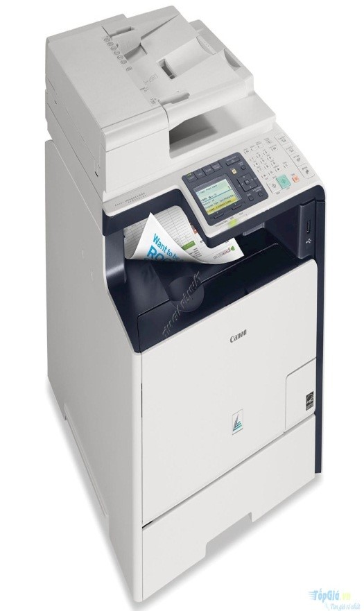 Máy in Laser màu Đa chức năng Canon MF8580Cdw (in A4 không dây, tự động đảo mặt, quét ảnh, photo, fax)